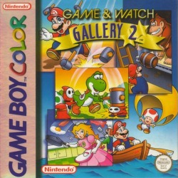 mario game and watch gallery 2 rom