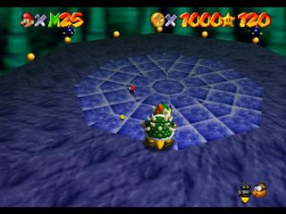 TMK | Reference | Bugs/Glitches | Super Mario 64 (N64) |
