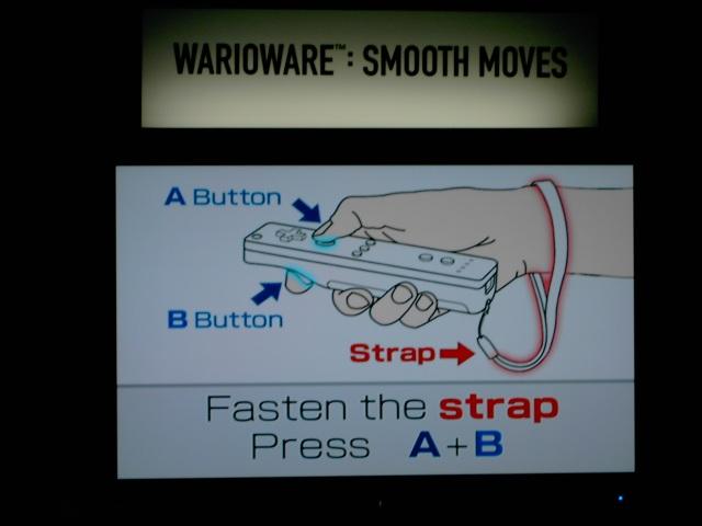 Tmk Tmk At E3 2006 Warioware Smooth Moves