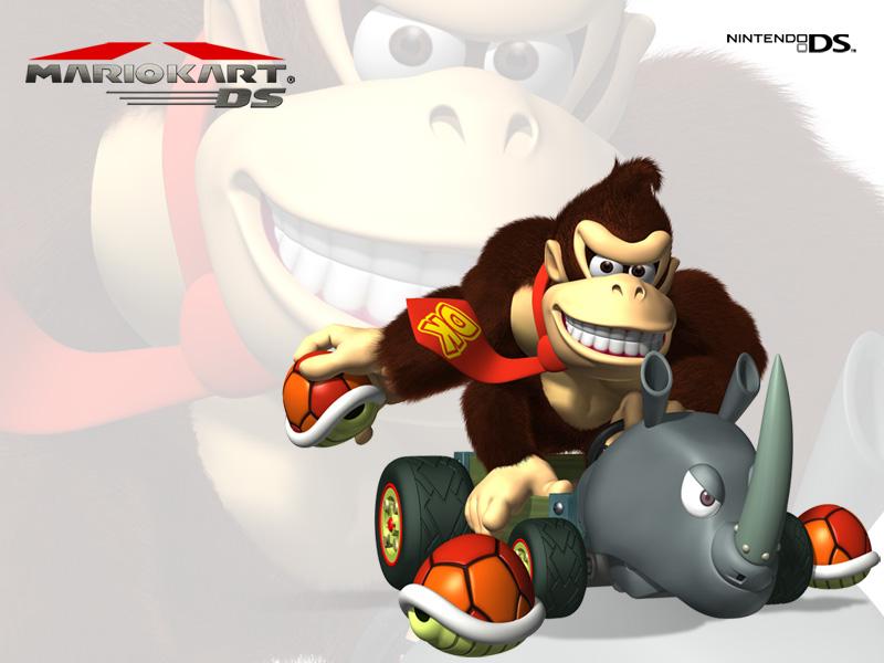 Mario Kart Donkey Kong...
