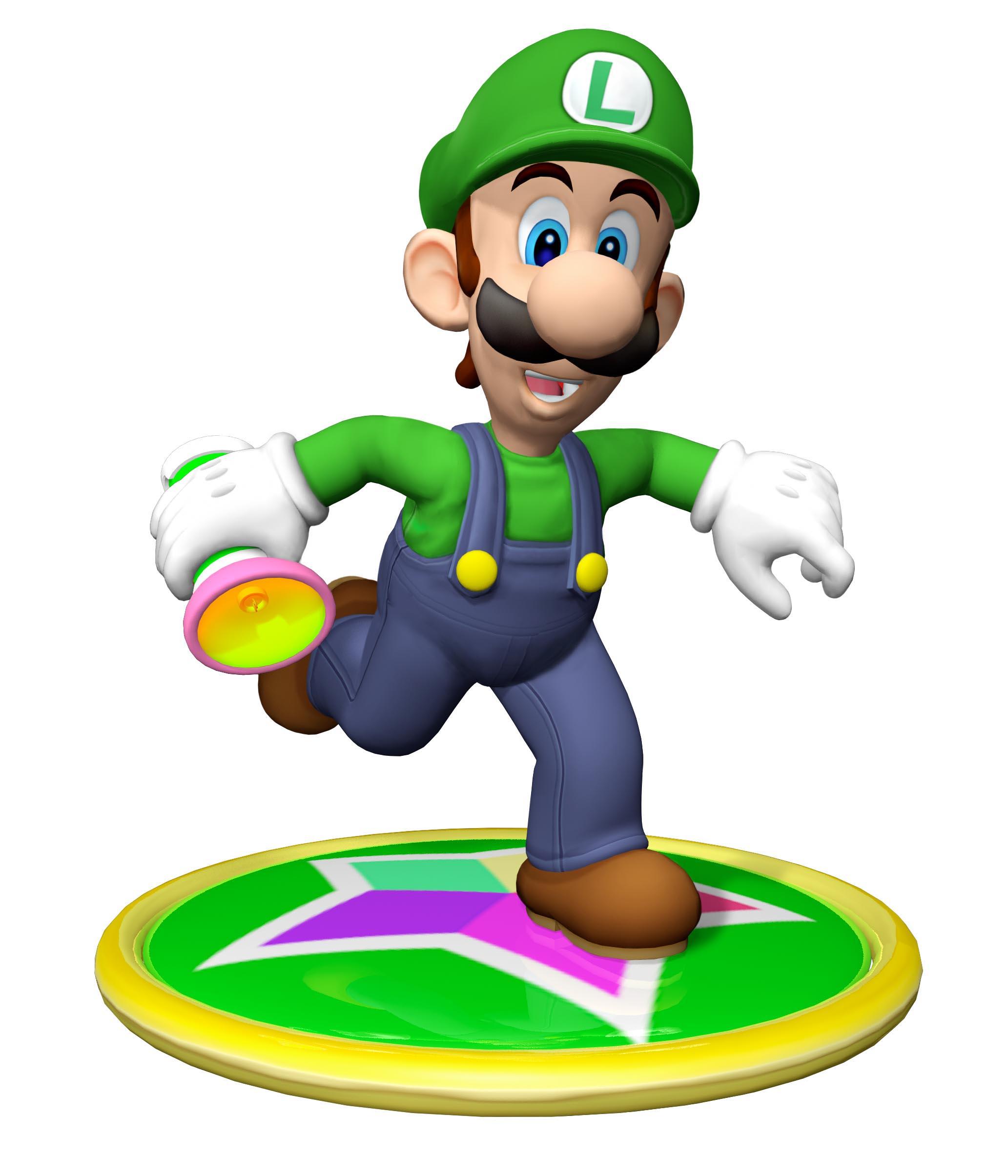 Tmk downloads images mario party 4 gcn - Luigi mario party ...