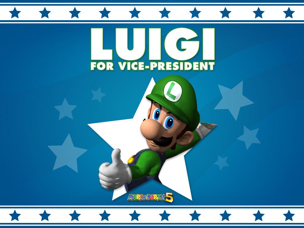 Tmk downloads images mario party 5 gcn - Luigi mario party ...