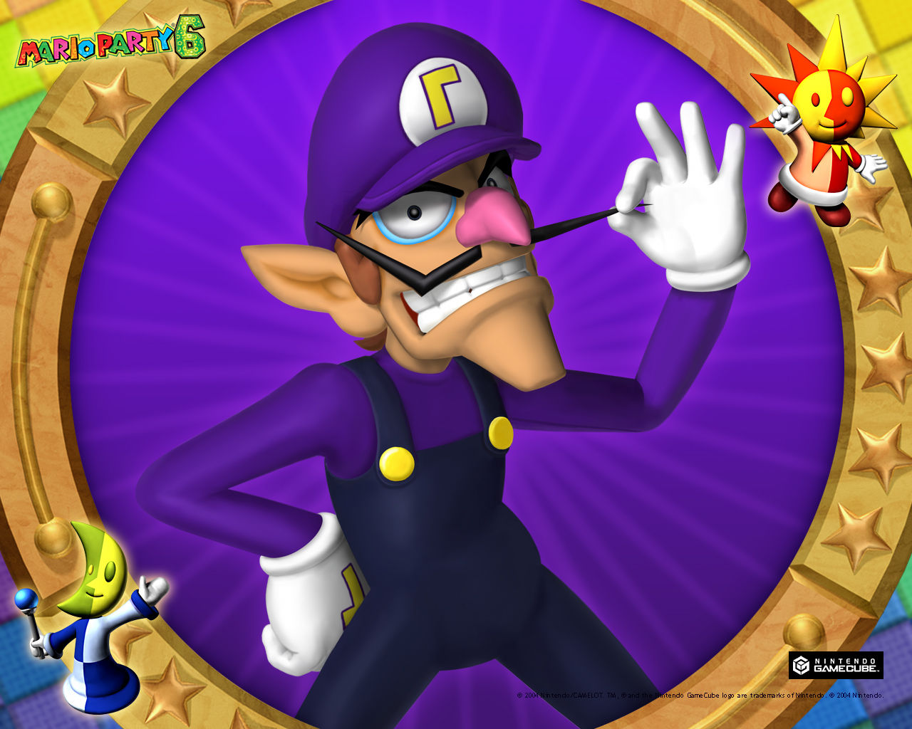 WallpaperWario And Waluigi Wallpaper