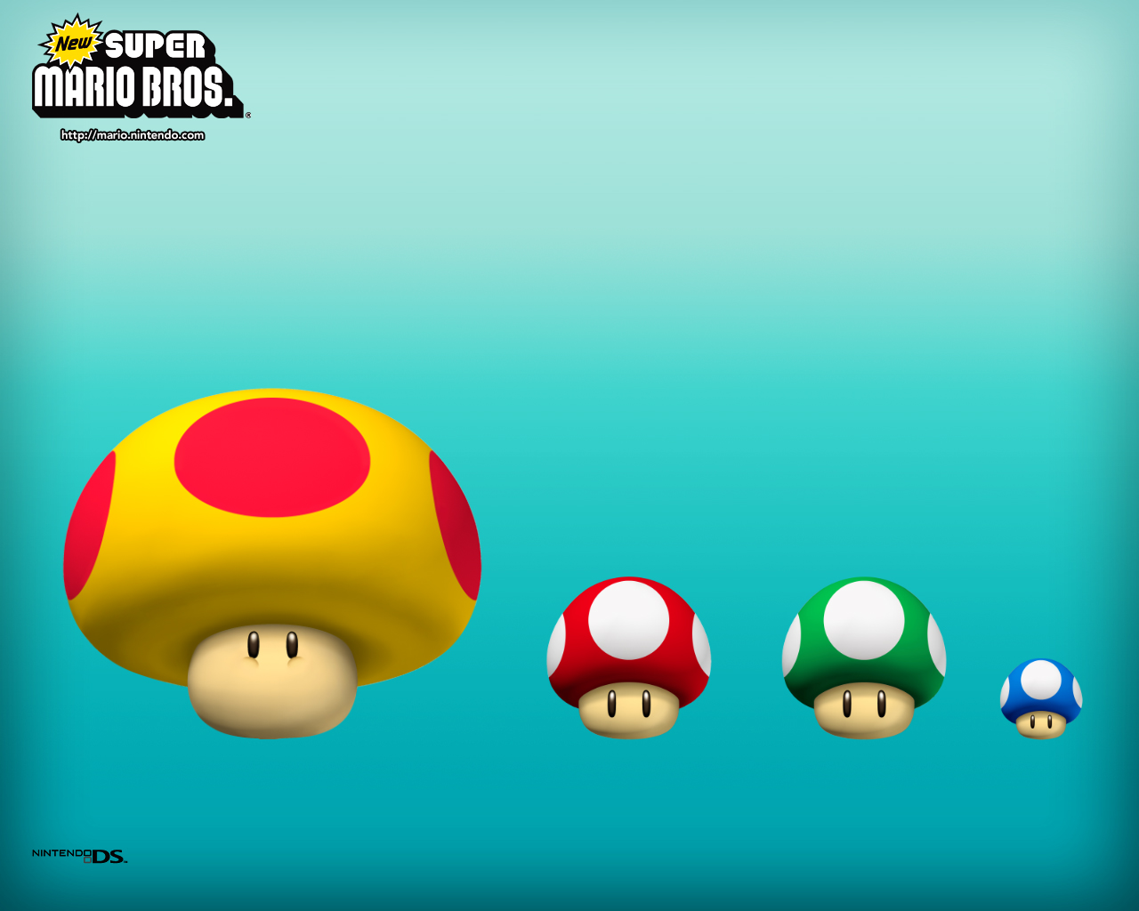 Tmk Downloads Images New Super Mario Bros Nds