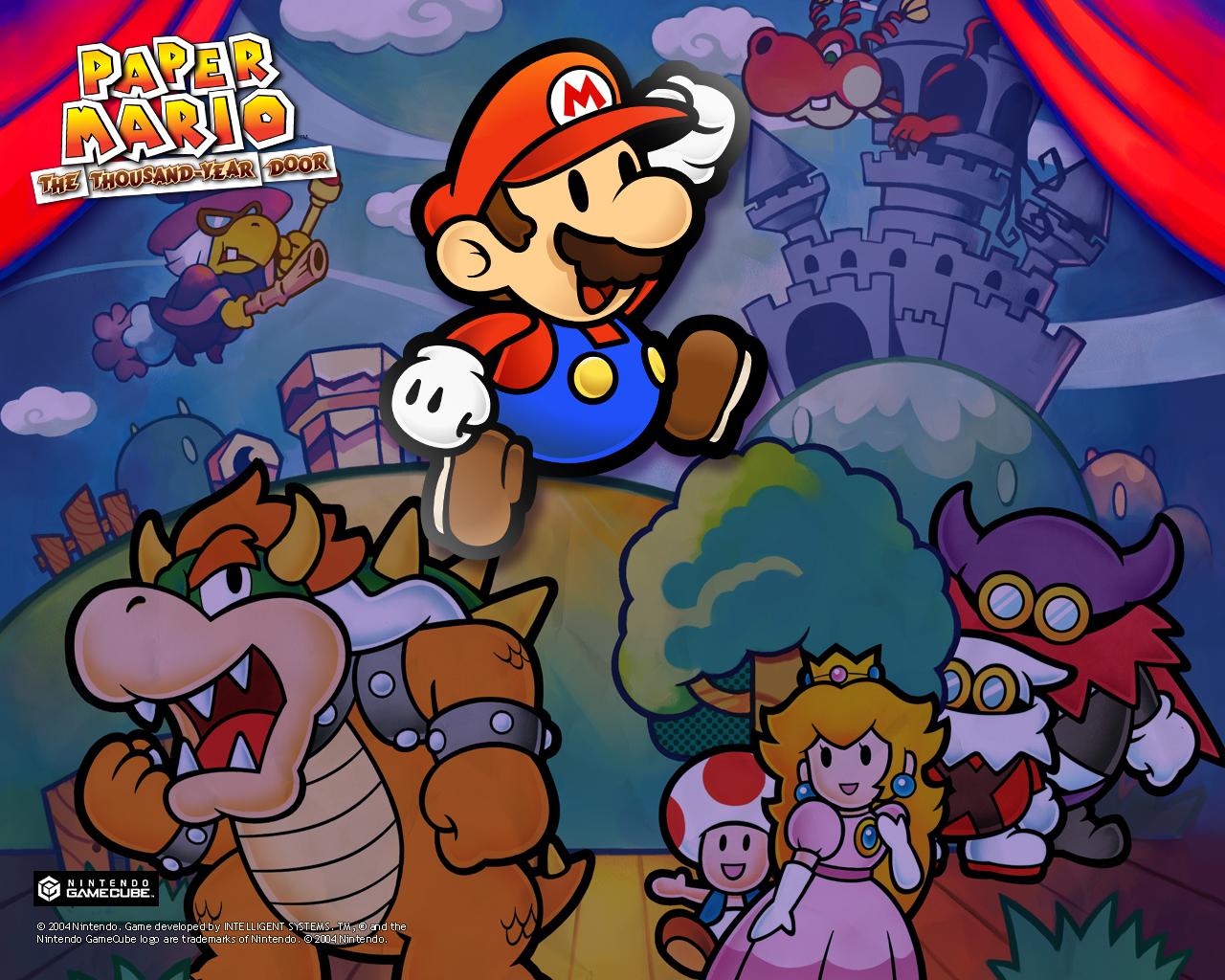Paper Mario: The