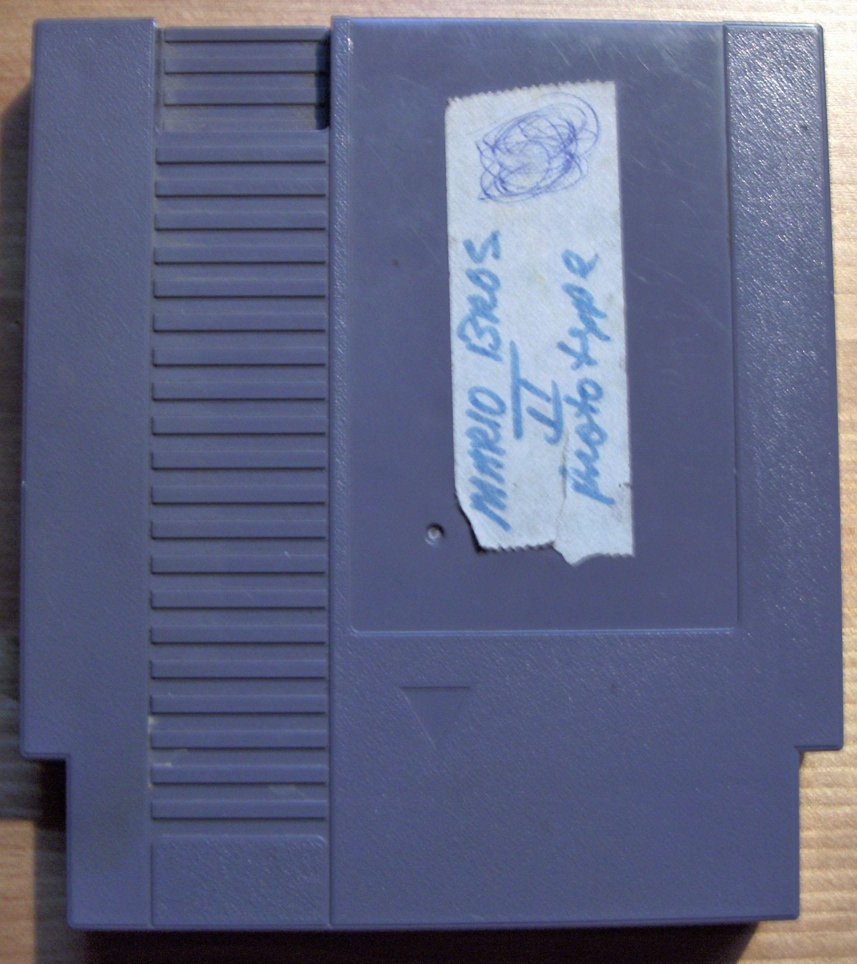 Tmk Lost Bytes Prototypes Super Mario Bros 2