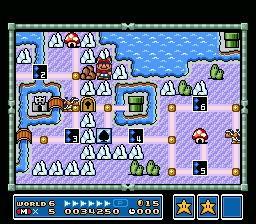 Mario 3 World Map.Tmk Remakes And Ports From Super Nes To Super Mario Advance