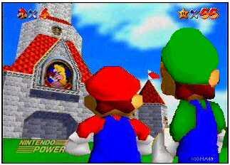 Luigi Was In Super Mario 64 Nintendo Life
