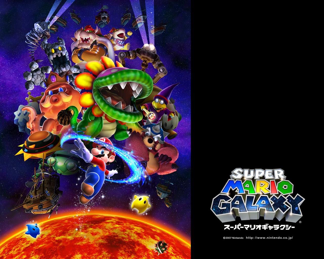 TMK | Downloads | Images | Super Mario Galaxy (Wii)