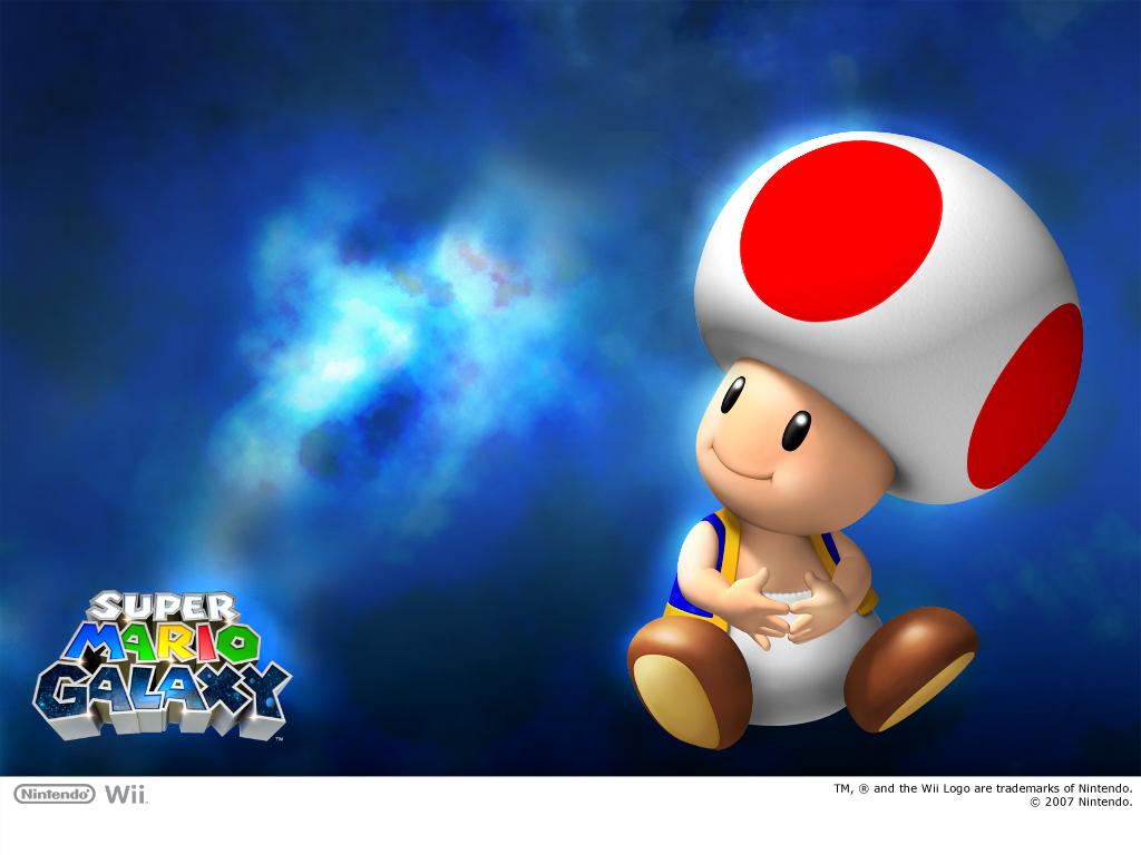 Tmk Downloads Images Wallpaper Super Mario Galaxy Wii