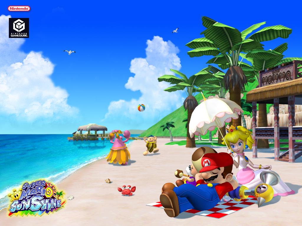 Analysiert Wie Super Mario Sunshine Zum Schwarzen Schaf Wurde