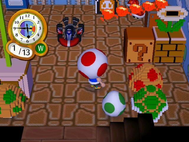 ... Mario Furniture Shot #3 ...