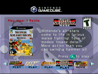Interactive Multi-Game Demo Disc: March 2002 screen shot