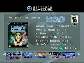Interactive Multi-Game Demo Disk: October 2001 screen shot
