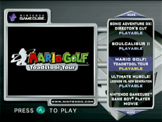 Interactive Multi-Game Demo Disc: Version 11 screen shot