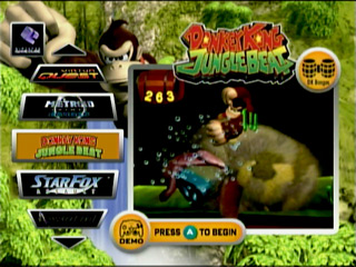 Interactive Multi-Game Demo Disc: Version 26 screen shot