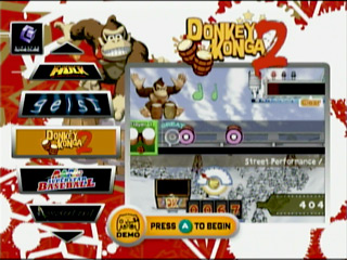 Interactive Multi-Game Demo Disc: Version 30 screen shot
