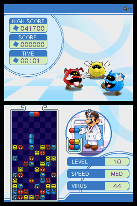 Dr. Mario Express screen shot