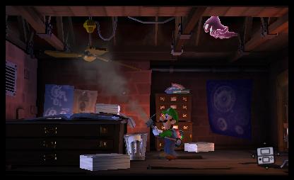 Tmk Downloads Images Screen Shots Luigi S Mansion