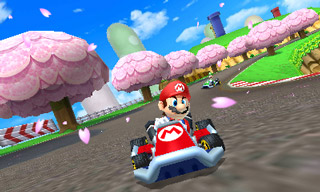 Mario Kart 7 screen shot