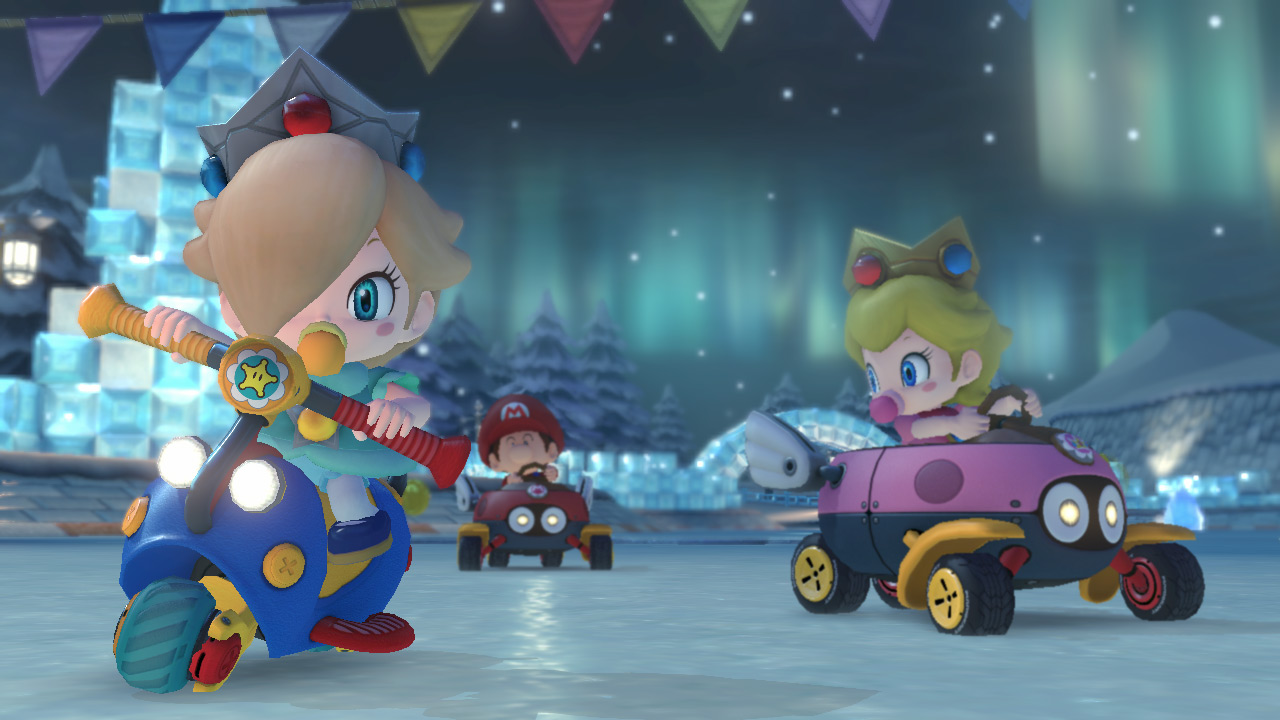 TMK | Downloads | Images | Screen Shots | Mario Kart 8 (WiiU)