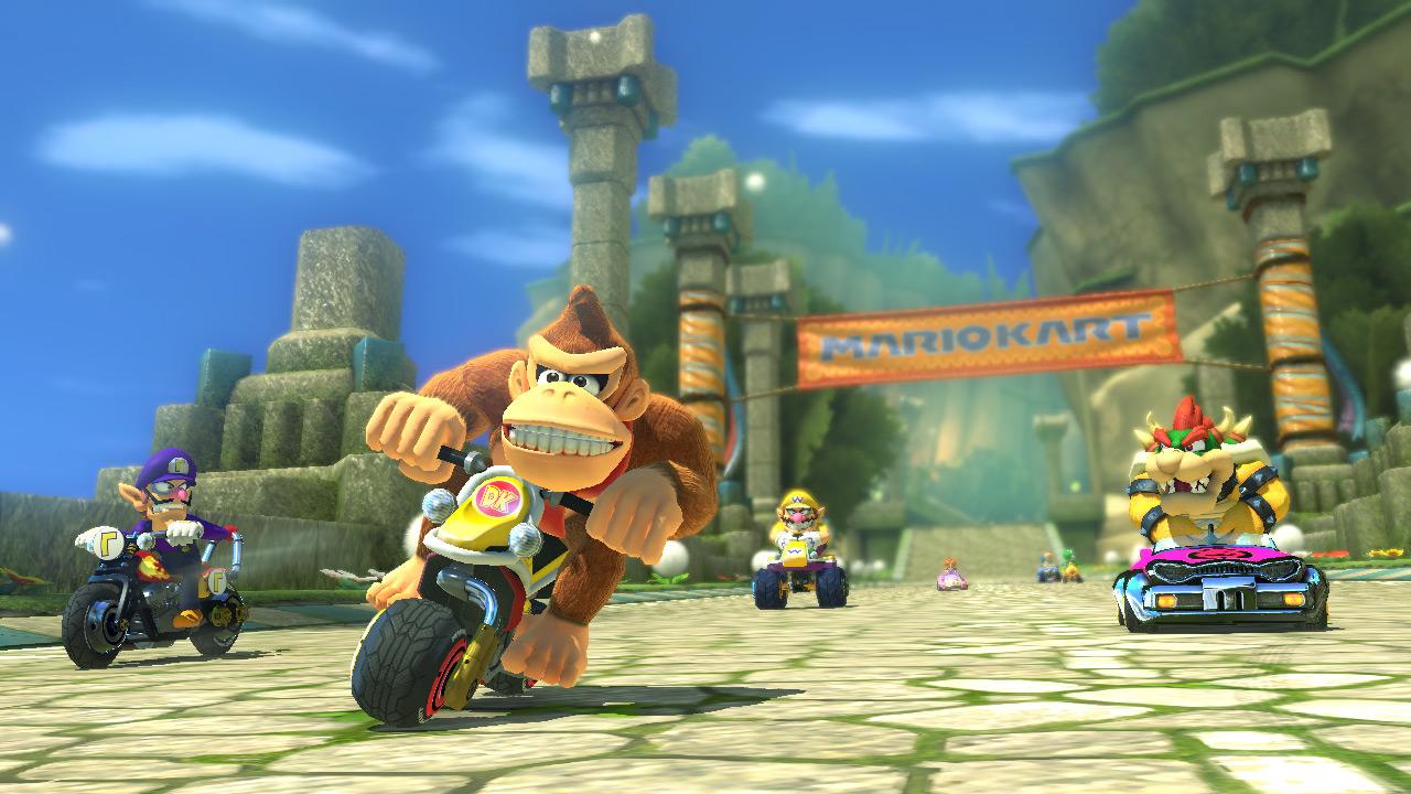 Tmk Downloads Images Screen Shots Mario Kart 8 Wiiu