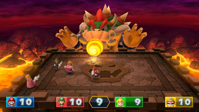 Mario Party 10 screen shot