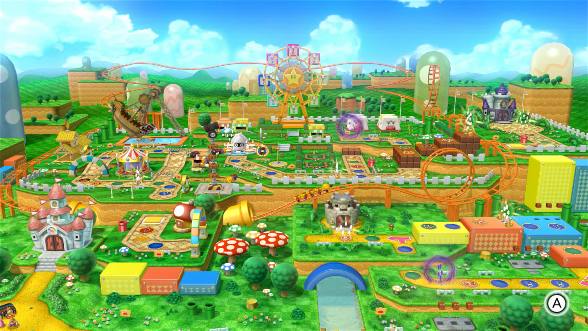 Tmk Downloads Images Screen Shots Mario Party 10 Wiiu
