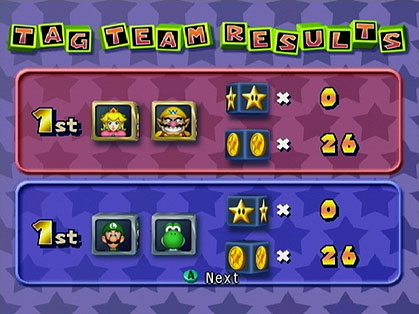 TMK | Downloads | Images | Screen Shots | Mario Party 4 (GCN)