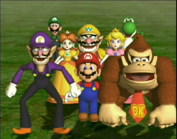 Tmk downloads images screen shots mario party 4 gcn - Ign boards basketball ...