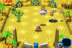 Mario Pinball Land screen shot
