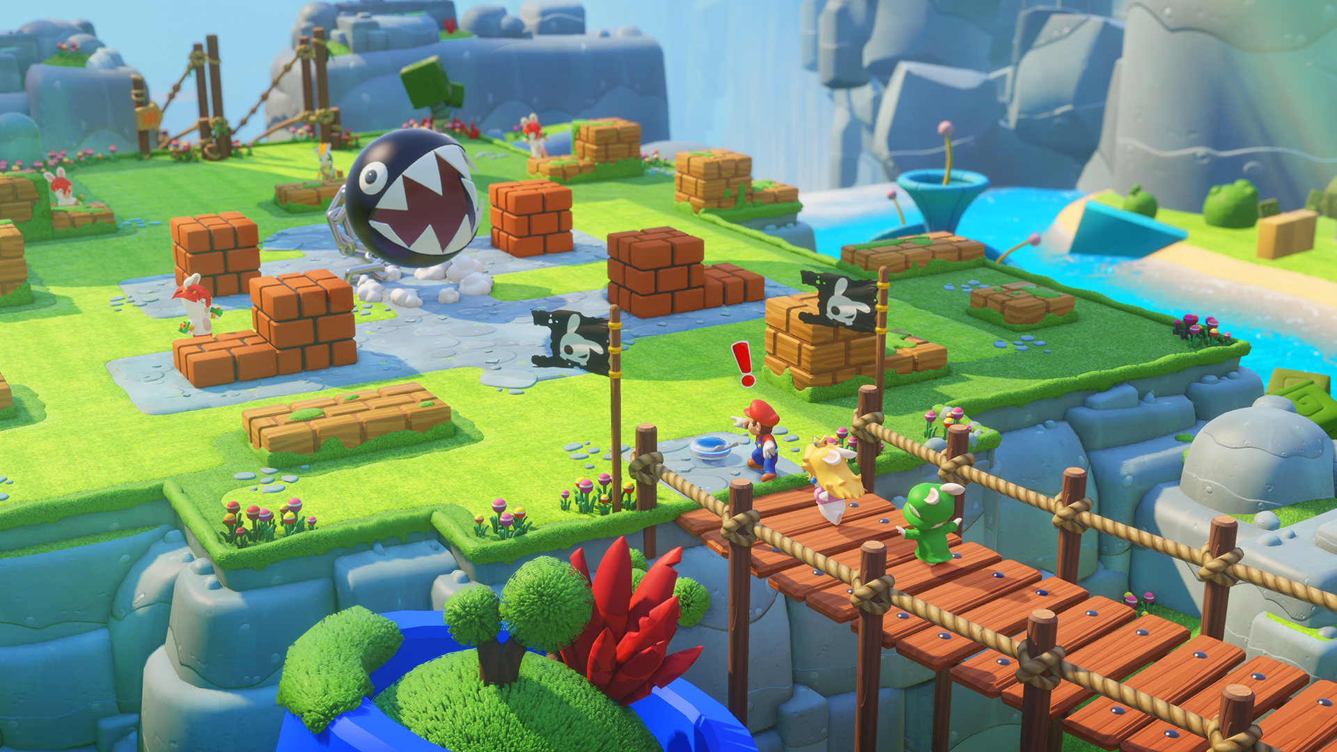 Tmk Downloads Images Screen Shots Mario Rabbids Kingdom