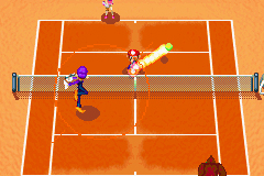 Mario Tennis: Power Tour screen shot
