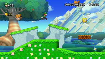 New Super Luigi U screen shot