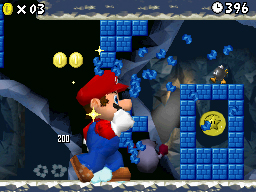New Super Mario Bros. screen shot