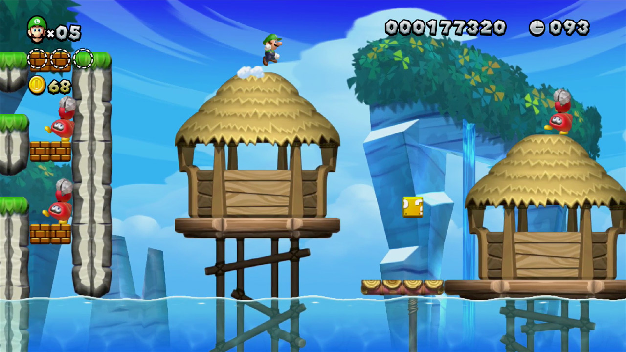 TMK | Downloads | Images | Screen Shots | New Super Mario ...