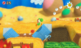 Poochy & Yoshi's Woolly World screen shot