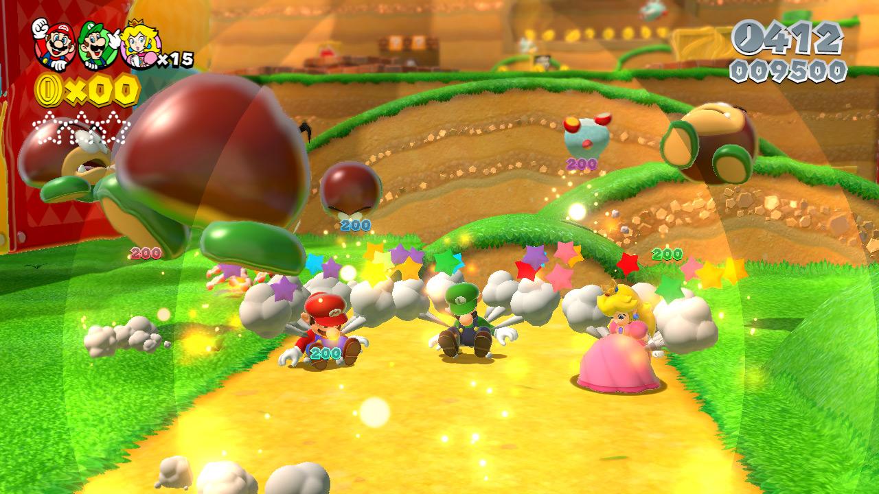 TMK   Downloads   Images   Screen Shots   Super Mario 3D