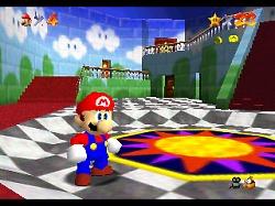 TMK | Downloads | Images | Screen Shots | Super Mario 64 (N64)