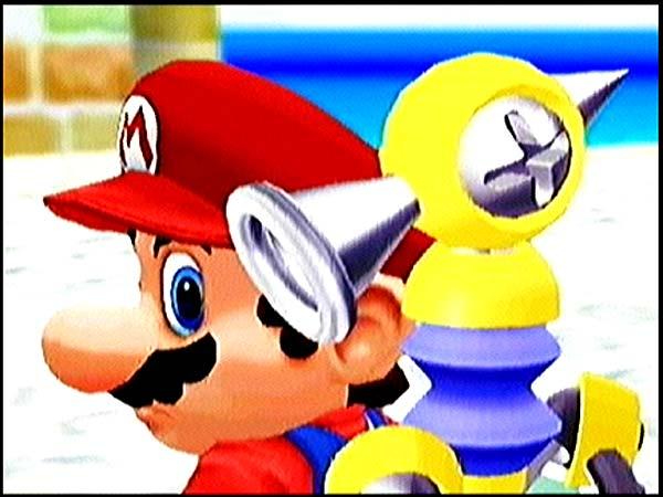 TMK | Downloads | Images | Screen Shots | Super Mario ...