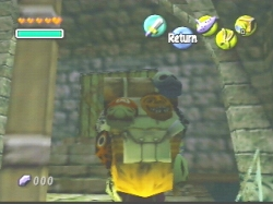 The Legend of Zelda: Majora's Mask screen shot