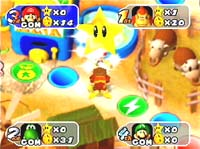 Mario Party 2 screen shot