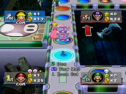 Mario Party 4 screen shot