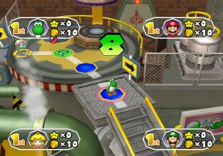 Mario Party 6 screen shot
