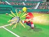 Mario Tennis screen shot