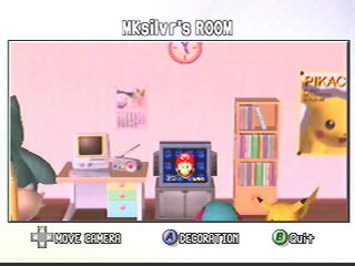 Pokémon Stadium 2 screen shot