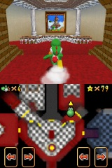 Super Mario 64 DS screen shot