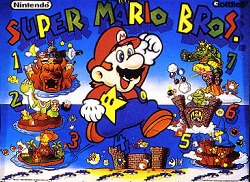 Super Mario Bros. screen shot