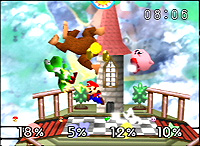 Super Smash Bros. screen shot