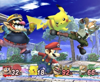 Super Smash Bros. Brawl screen shot